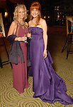 Honorees Elizabeth Petersen and Gracie Cavnar at the Winter Ball held at the Hilton Americas Houston Saturday Jan. 10, 2009.(Dave Rossman/For the Chronicle)