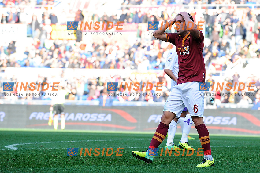 Kevin Strootman Roma - Roma 08-12-2013 Stadio Olimpico - Football Calcio Serie A 2013/2014 AS Roma - Fiorentina - Foto Andrea Staccioli / Insidefoto