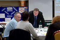 Mark Lovatt leading a LEARN2LEARN conference run by Alite Ltd. for teachers on an INSET DAY..