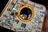 Apollo 17 hatch