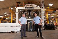 Steph Wright and Martin Spencer of Rototek