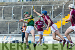 Kerry's Jordan Conway at the Allianz Hurling League Division 1B KERRY V  GALWAY at Austin Stack Park, Tralee on Sunday