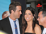 Sandra Bullock and Ryan Reynolds attends The Universal Pictures' L.A. Premiere of The Change-Up held at The Village Theatre in Westwood, California on August 01,2011                                                                               © 2011 DVS / Hollywood Press Agency