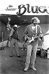 John Lee Hooker, Carlos Santana.9/15/85