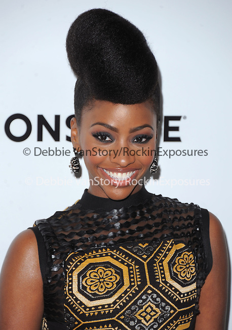 Teyonah Parris  at The AMC Premiere of The 6th Season Of Mad Men held at The DGA in West Hollywood, California on March 20,2013                                                                   Copyright 2013 Hollywood Press Agency