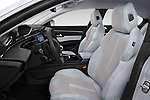 Front seat view of 2018 Peugeot 508 Allure 5 Door Hatchback Front Seat  car photos