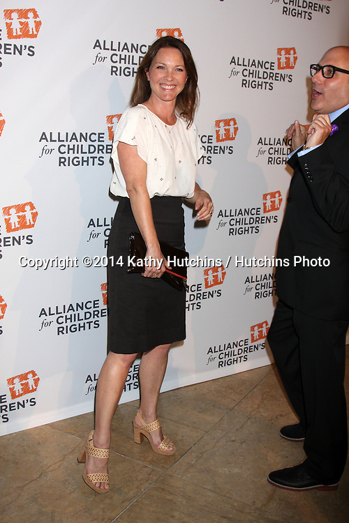 LOS ANGELES - APR 7:  Kelli Williams at the Alliance for Children's Rights' 22st Annual Dinner at Beverly Hilton Hotel on April 7, 2014 in Beverly Hills, CA