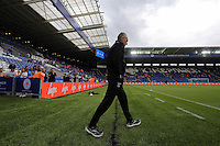 Pictured: Francesco Guidolin, Manager of Swansea City  Saturday 27 August 2016<br />