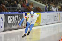 SCHAATSEN: HEERENVEEN: 28-12-2013, IJsstadion Thialf, KNSB Kwalificatie Toernooi (KKT), 10.000m, Rob Hadders, ©foto Martin de Jong