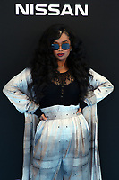 LOS ANGELES, CA - JUNE 23: H.E.R. at the 2019 BET Awards at the Microsoft Theater in Los Angeles on June 23, 2019. Credit: Faye Sadou/MediaPunch