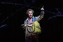 "London, UK. 12.03.2019. Simon McBurney's production of Mozart's ""The Magic Flute"" returns to English National Opera. Set design by Michael Levine, costume design by Nicky Gillibrand, with revival lighting design by Mike Gunning, and video design by Finn Ross. Picture shows: Thomas Oliemans (Papageno). Photograph © Jane Hobson."