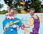 Quassy Amusement Park, Middlebury, Connecticut, USA, on August 2012