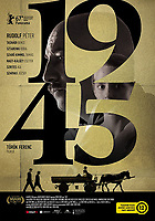 1945 (2017)<br /> ORIGINAL HUNGARIAN POSTER ART<br /> *Filmstill - Editorial Use Only*<br /> CAP/FB<br /> Image supplied by Capital Pictures