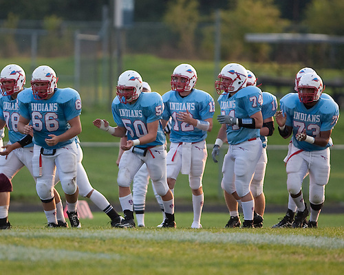 Saint Joseph's High School Football 2009.St. Joe vs. Mishawaka