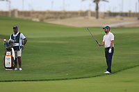 Thomas Aiken (RSA) on the 7th fairway during the 2nd round of  the Saudi International powered by Softbank Investment Advisers, Royal Greens G&CC, King Abdullah Economic City,  Saudi Arabia. 31/01/2020<br /> Picture: Golffile | Fran Caffrey<br /> <br /> <br /> All photo usage must carry mandatory copyright credit (© Golffile | Fran Caffrey)