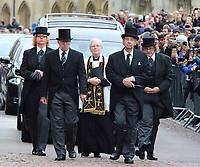 MAR 31 Prof Stephen Hawking Funeral
