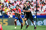 Luciano Vietto of Atletico de Madrid in action during the La Liga 2017-18 match between Atletico de Madrid and Sevilla FC at the Wanda Metropolitano on 23 September 2017 in Madrid, Spain. Photo by Diego Gonzalez / Power Sport Images