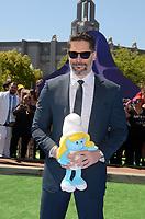 "Joe Manganiello<br /> at the ""Smurfs The Lost Village"" Los Angeles Premiere, Arclight, Culver City, CA 04-01-17<br /> David Edwards/Dailyceleb.com 818-249-4998"