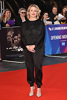 Tricia Tuttle<br /> Widows opening gala ilm screeningat BFI London Film Festival<br /> In Leicester Square, London, England on October 10, 2018.<br /> CAP/PL<br /> &copy;Phil Loftus/Capital Pictures