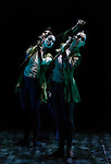 "English National Ballet. ""Lest We Forget"" programme. ""Second Breath"". Direction and choreography by Russell Maliphant."