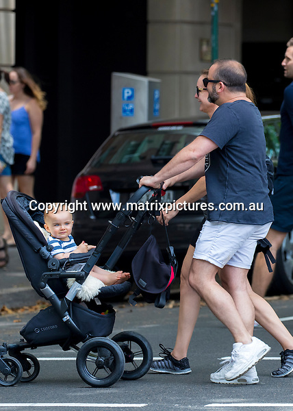 3 DECEMBER 2016 SYDNEY AUSTRALIA<br /> WWW.MATRIXPICTURES.COM.AU<br /> <br /> EXCLUSIVE PICTURES<br /> <br /> Michelle Bridges pictured with Axel out in Potts Point for brunch with a friend. <br /> <br /> *No web without clearance*.<br /> <br /> MUST CALL PRIOR TO USE <br /> <br /> +61 2 9211-1088. <br /> <br /> Note: All editorial images subject to the following: For editorial use only. Additional clearance required for commercial, wireless, internet or promotional use.Images may not be altered or modified. Matrix Media Group makes no representations or warranties regarding names, trademarks or logos appearing in the images.