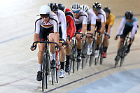 Tom Sexton of Southland competes in the Elite Men Omnium 4, Points Race 25km, at the Age Group Track National Championships, Avantidrome, Home of Cycling, Cambridge, New Zealand, Saturday, March 18, 2017. Mandatory Credit: © Dianne Manson/CyclingNZ  **NO ARCHIVING**