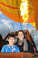 20130106 January 06 Hot Air Balloon Cairns