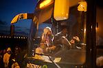 Israel Palestinian Designated bus