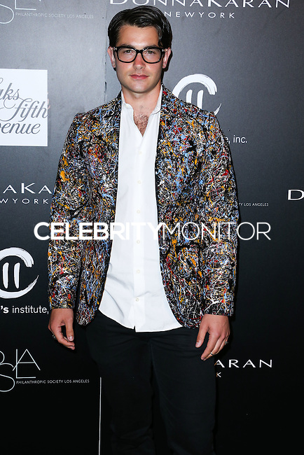 CULVER CITY, CA, USA - OCTOBER 08: Cameron Helm arrives at the 5th Annual PSLA Autumn Party benefiting Children's Institute, Inc. held at 3Labs on October 8, 2014 in Culver City, California, United States. (Photo by Xavier Collin/Celebrity Monitor)