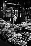 Jeff, Borough Market, London.