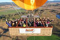 20150806 August 06 Hot Air Balloon Gold Coast