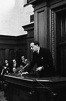 Discours d'André Malraux à l'hôtel de ville de Montréal, 10 octobre 1963