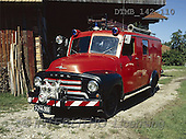 Gerhard, MASCULIN, antique cars, oldtimers, photos, Opel Feuerwehrauto T 330c.Bj.1959(DTMB142-110,#M#) Feuerwehrautos, coches de los bomberos