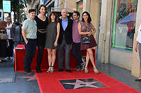 Alex MacNicoll, Our Lady J, Kathryn Hahn, Jeffrey Tambor, Jay Duplass, Amy Landecker at the Hollywood Walk of Fame Star Ceremony honoring actor Jeffrey Tambor. Los Angeles, USA 08 Aug. 2017<br /> Picture: Paul Smith/Featureflash/SilverHub 0208 004 5359 sales@silverhubmedia.com