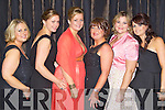 Maura Murphy, Meave Galwey, Grainne Browne, Anne Browne, Claudine Lyons and Helina Brosnan pictured at the charity Ball at the Ballygarry house hotel on New Years eve.