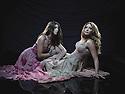 Ashley Greene and Rachelle Lefevre