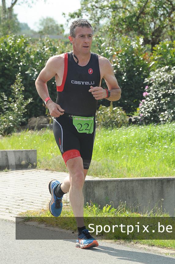 20170514 GEEL : Kwart Triathlon  -  1/4 Triathlon<br /> Loopproef<br /> <br /> <br /> PHOTO SPORTPIX.BE / DIRK VUYLSTEKE