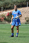 23 August 2003: Freedom forward Mia Hamm. The Washington Freedom practiced at Torero Stadium in San Diego, CA the day before playing the WUSA's Founders Cup III championship game.