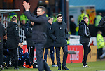 09.12.2018 Dundee v Rangers: Steven Gerrard