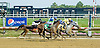 Dancing Al winning at Delaware Park on 7/5/12