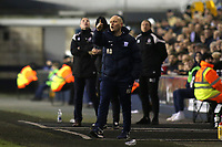 Preston North End Manager, Alex Neil during Millwall vs Preston North End, Sky Bet EFL Championship Football at The Den on 13th January 2018