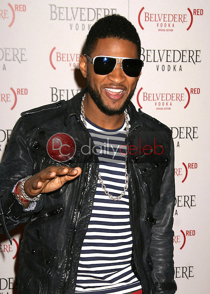 Usher<br /> at the Belvedere Vodka (RED) Launch Party, Avalon, Hollywood, CA. 02-10-11<br /> David Edwards/DailyCeleb.com 818-249-4998