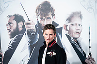 British actor Eddie Redmayne attends to presentation of film 'Fantastic Beasts: The Crimes of Grindelwald' (Animales Fantásticos: Los Crímenes de Grindelwald) at Hotel Villa Magna in Madrid, Spain. November 16, 2018. (ALTERPHOTOS/Borja B.Hojas) /NortePhoto.com