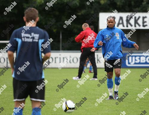 2008-07-18 / Voetbal / seizoen 2008-2009 / FC De Kempen - FCV Dender..Foto: Maarten Straetemans (SMB)