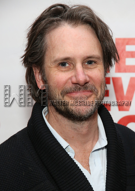 """Josh Hamilton attends The New Group presents the New York Premiere Opening Night of David Rabe's for """"Good for Otto"""" on March 8, 2018 at the Green Fig Urban Eatery,  in New York City."""