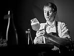 Avril 2017, Brasseurs de Bi&egrave;re en Valais, Fr&eacute;d&eacute;ric Rouvinez Avec la toute nouvelle bi&egrave;re L'Echapp&eacute;e<br /> &copy; sedrik nemeth