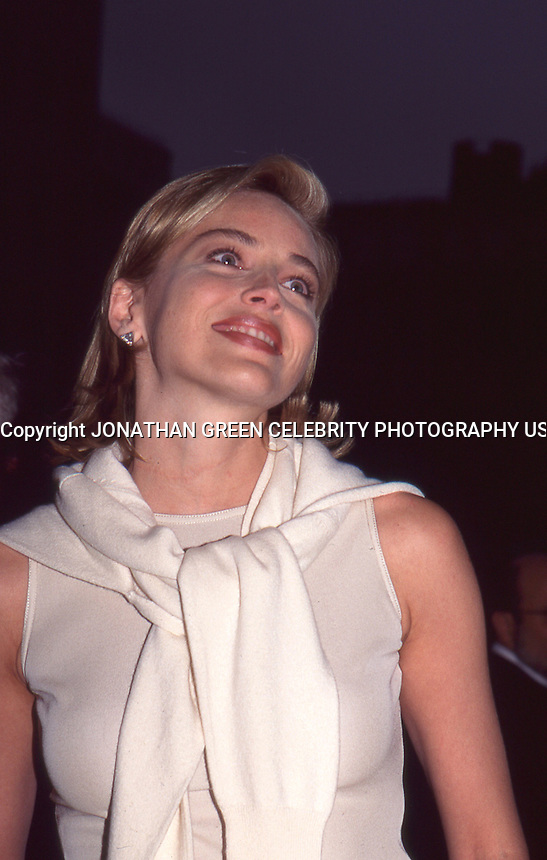 Sharon Stone 1996 NYC By Jonathan Green