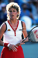 Chris Evert (USA)<br /> Copyright Michael Cole