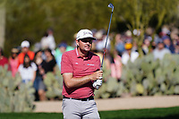 Keegan Bradley (USA) In action during the final round of the Waste Management Phoenix Open, TPC Scottsdale, Phoenix, Arizona, USA. 01/02/2020<br /> Picture: Golffile | Phil INGLIS<br /> <br /> <br /> All photo usage must carry mandatory copyright credit (© Golffile | Phil Inglis)