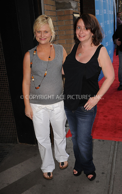 WWW.ACEPIXS.COM . . . . . ....June 30 2010, New York City....Actors Rachael Dratch and Amy Poehler arriving at the premiere of the 'Kids Are All Right' at Landmark's Sunshine Cinema on June 30, 2010 in New York City....Please byline: KRISTIN CALLAHAN - ACEPIXS.COM.. . . . . . ..Ace Pictures, Inc:  ..(212) 243-8787 or (646) 679 0430..e-mail: picturedesk@acepixs.com..web: http://www.acepixs.com